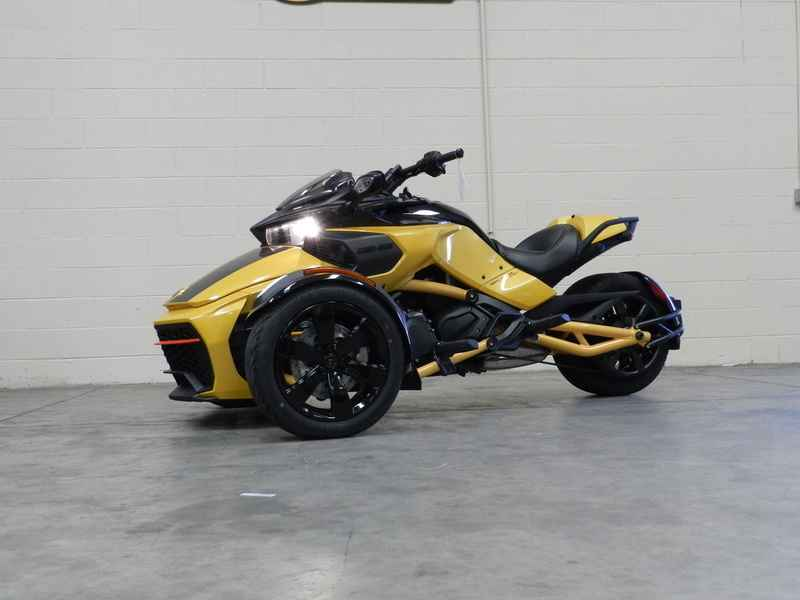2017 Can-Am Spyder F3-S Daytona 500 6-Speed Semi-Automatic (SE6)