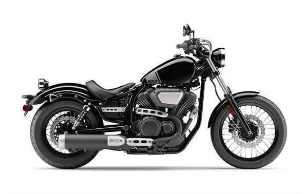 2017 Star Motorcycles Bolt