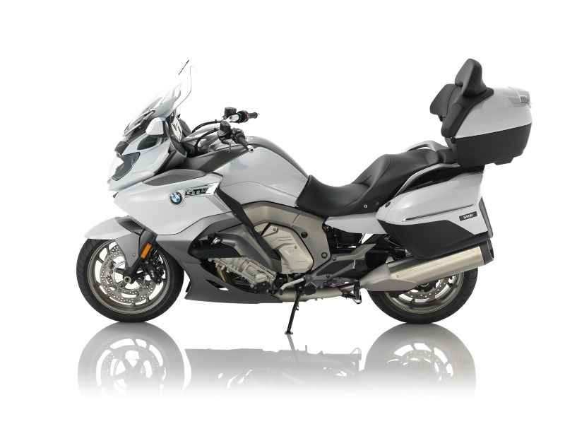 2018 BMW K 1600 GTL Light White