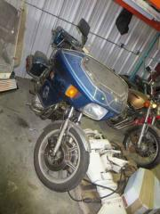 1978 Yamaha XS1100E STK 003352 AS IS NOT RUNNING TIT