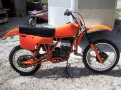 1980 Can-Am MX-6 125