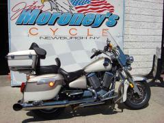 2002 Victory V92TC Deluxe