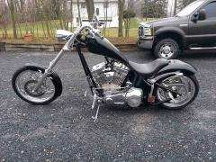 2003 Big Dog Motorcycles CHOPPER SOFTAIL