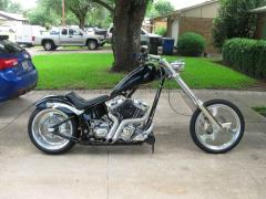 2004 Big Dog Motorcycles CHOPPER SOFTAIL