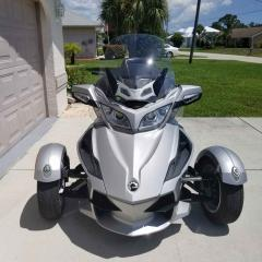 2010 Can-Am SPYDER RT M5