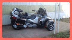2012 Can-Am SPYDER RT M5
