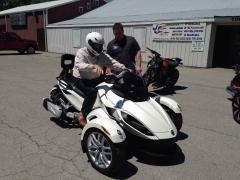 2014 Can-Am SPYDER RT-S SE5