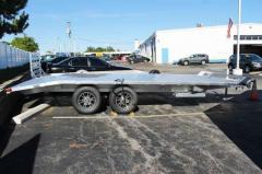 2014 Polaris Trailers Tandem Axle Deck Over Trailer