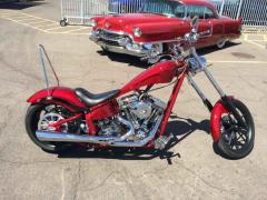 2016 Big Dog Motorcycles Chopper