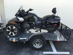 2016 Can-Am SPYDER F3-T SE6