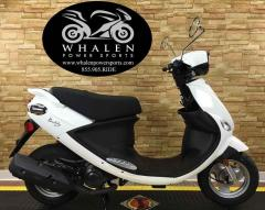2016 Genuine Scooter Buddy 50 White