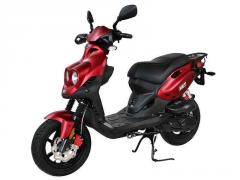 2016 Genuine Scooter Co. Rough House Sport 50cc