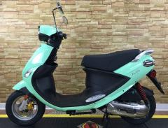 2016 Genuine Scooters Buddy 50 Turquoise