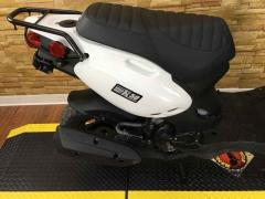2016 Genuine Scooters Roughhouse 50 White