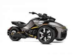 2017 Can-Am Spyder F3-S 6-Speed Semi-Automatic (SE6)