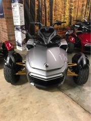 2017 Can-Am Spyder® F3-S 6-Speed Semi-Automatic (SE6)