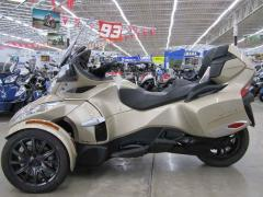 2017 Can-Am Spyder RT-S 6-Speed Semi-Automatic (SE6)