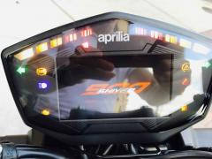 2018 Aprilia SHIVER 900 Demo Unit