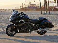 2018 BMW K 1600 B Black Storm Metallic