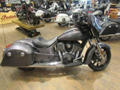 2018 Indian Motorcycle Chieftain ABS Steel Gray