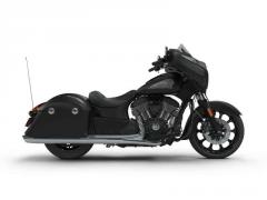 2018 Indian Motorcycle Chieftain Dark Horse ABS Thunder Black Smoke