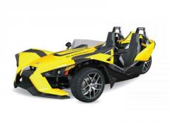 2018 Polaris Slingshot SL Icon Daytona Yellow