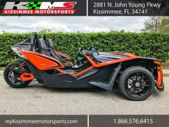 2018 Polaris Slingshot Slingshot SLR Orange Madness